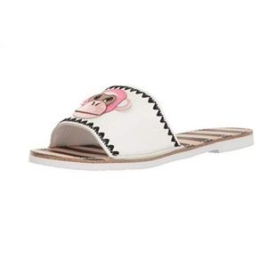 Kate Spade New York Women's Inyo Flat Sandal 6.5M